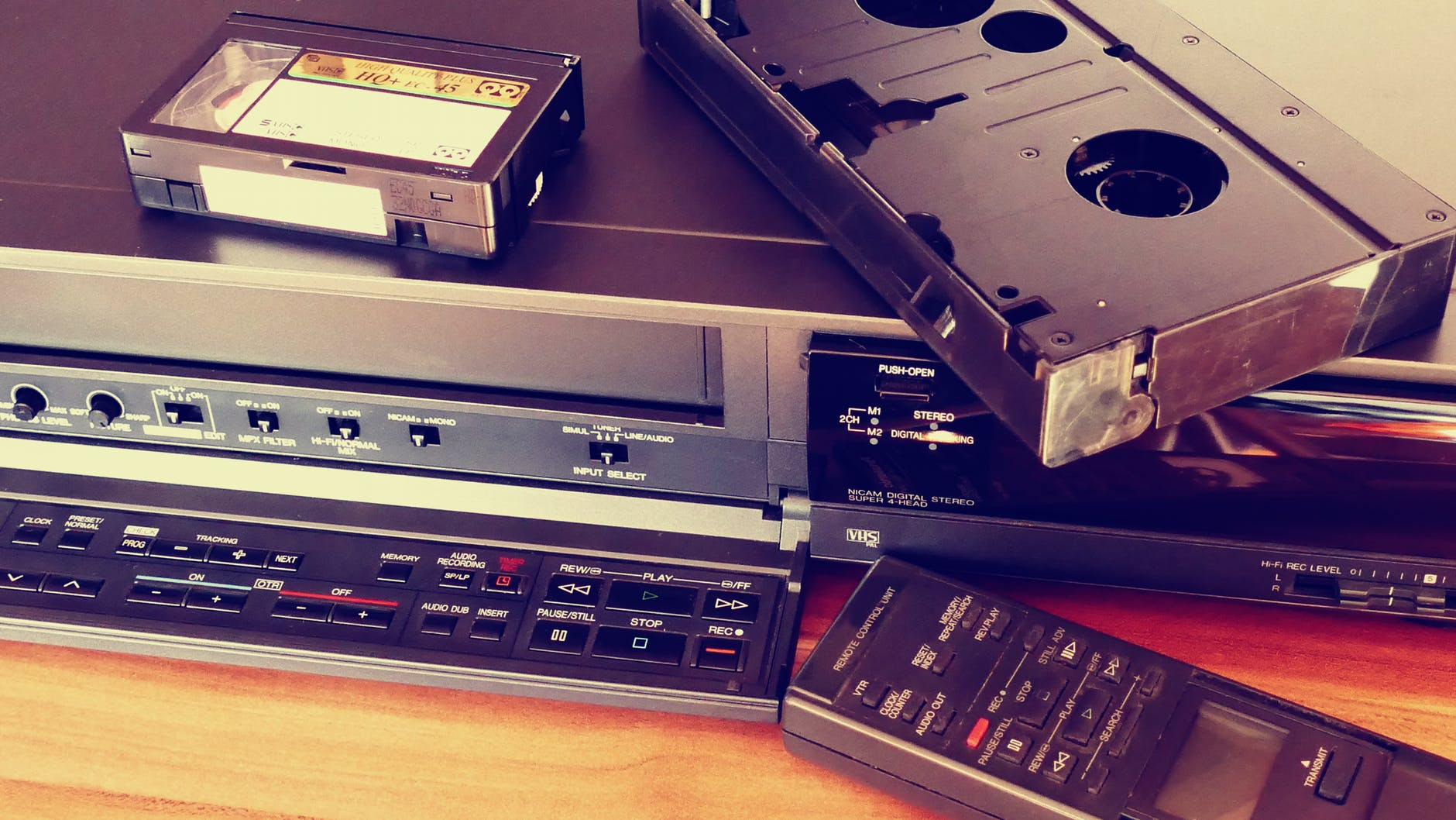 Converting Old Tapes Into Digital Format